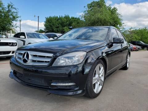 2011 Mercedes-Benz C-Class for sale at Star Autogroup, LLC in Grand Prairie TX