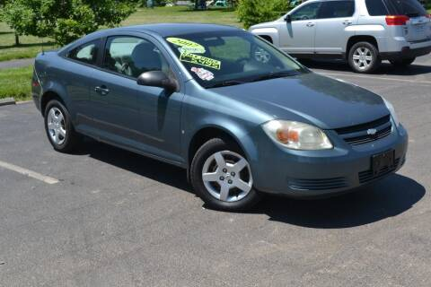 2007 Chevrolet Cobalt for sale at GLADSTONE AUTO SALES    GUARANTEED CREDIT APPROVAL in Gladstone MO