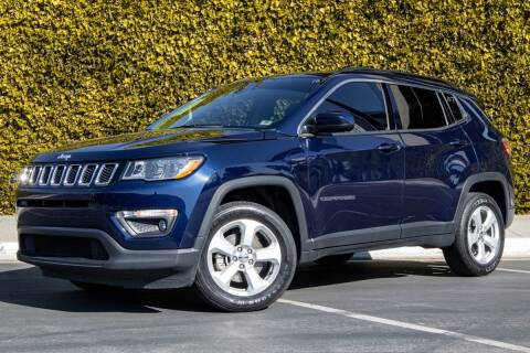2018 Jeep Compass for sale at Southern Auto Finance in Bellflower CA