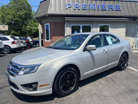 2010 Ford Fusion for sale at Premiere Auto Sales in Washington PA