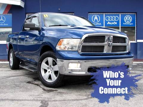 2011 RAM Ram Pickup 1500 for sale at Orlando Auto Connect in Orlando FL