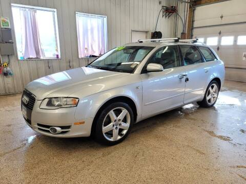 2005 Audi A4 for sale at Sand's Auto Sales in Cambridge MN