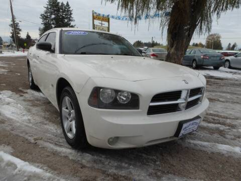2009 Dodge Charger for sale at VALLEY MOTORS in Kalispell MT