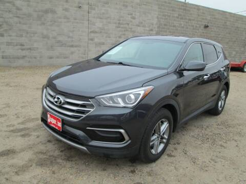 2017 Hyundai Santa Fe Sport for sale at Stagner INC in Lamar CO