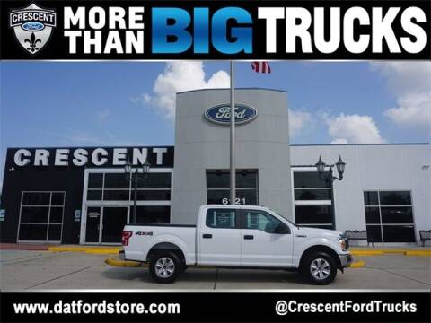 2018 Ford F-150 for sale at Crescent Ford in Harahan LA