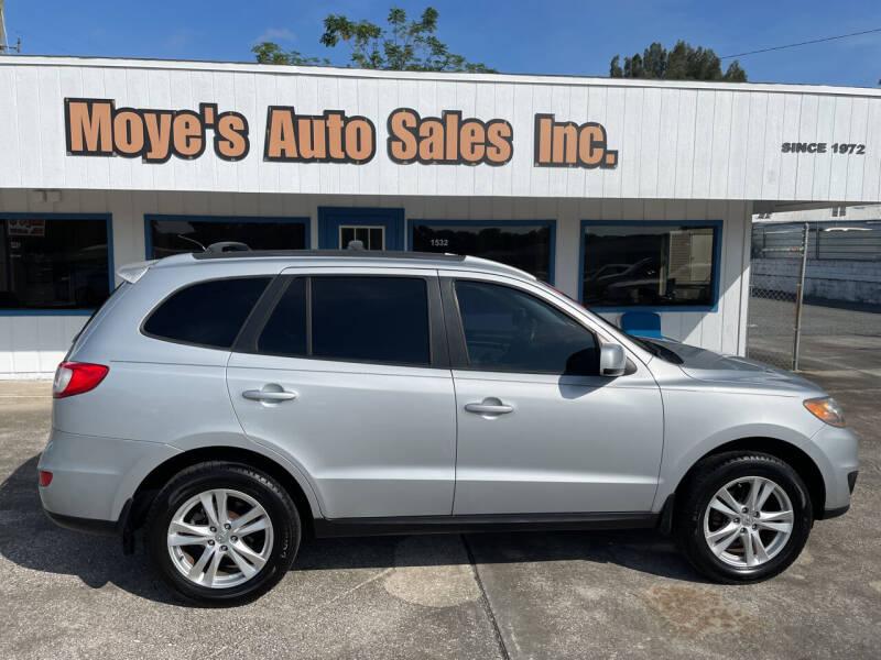 2010 Hyundai Santa Fe for sale at Moye's Auto Sales Inc. in Leesburg FL