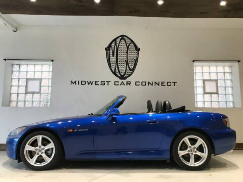 2009 Honda S2000 for sale at Midwest Car Connect in Villa Park IL
