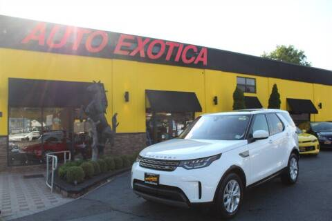 2017 Land Rover Discovery for sale at Auto Exotica in Red Bank NJ