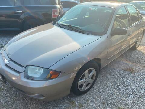 2004 Chevrolet Cavalier for sale at GREENLIGHT AUTO SALES in Akron OH