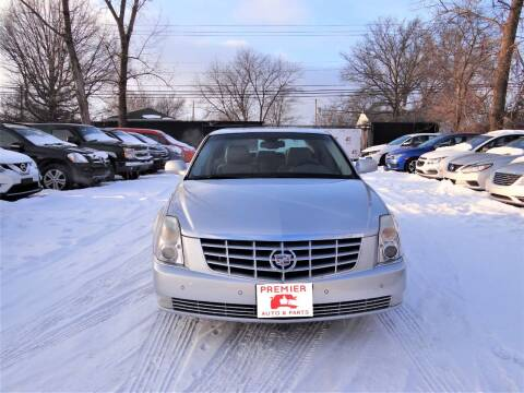 2011 Cadillac DTS for sale at Premier Auto & Parts in Elyria OH
