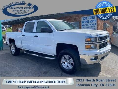 2014 Chevrolet Silverado 1500 for sale at PARKWAY AUTO SALES OF BRISTOL - Roan Street Motors in Johnson City TN