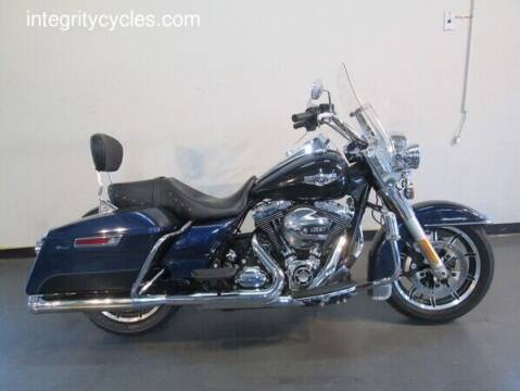 2014 Harley-Davidson Road King for sale at INTEGRITY CYCLES LLC in Columbus OH