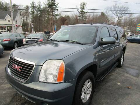 2008 GMC Yukon XL for sale at Route 12 Auto Sales in Leominster MA