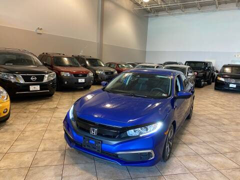 2019 Honda Civic for sale at Super Bee Auto in Chantilly VA