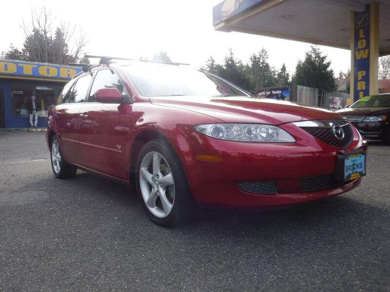 2005 Mazda MAZDA6 for sale at Brooks Motor Company, Inc in Milwaukie OR