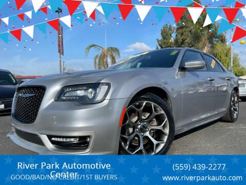 2017 Chrysler 300 for sale at River Park Automotive Center in Fresno CA