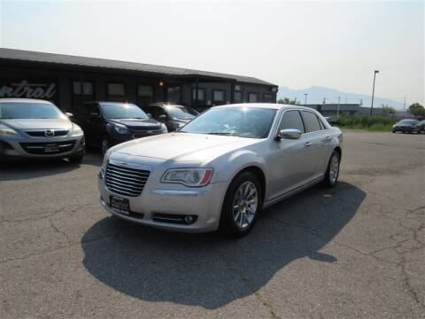 2012 Chrysler 300 for sale at Central Auto in South Salt Lake UT