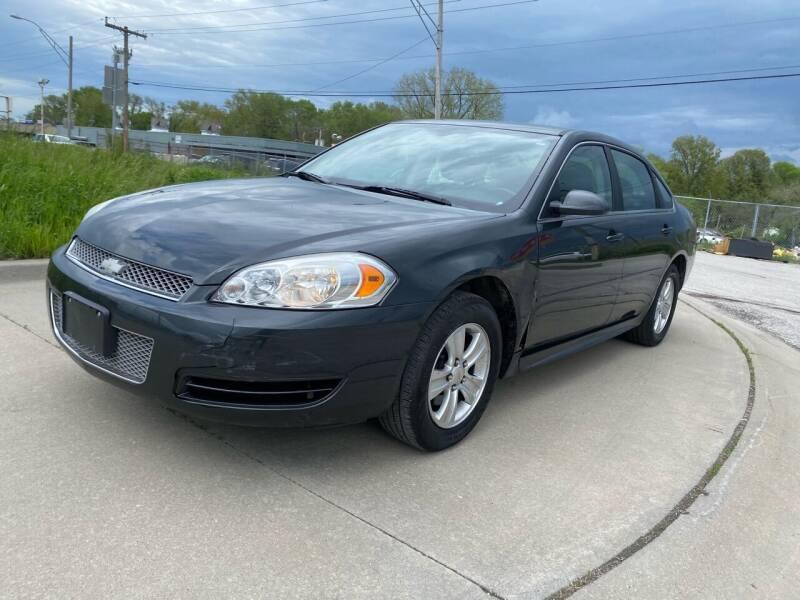 2013 Chevrolet Impala for sale at Xtreme Auto Mart LLC in Kansas City MO