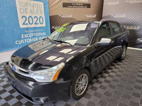 2011 Ford Focus for sale at X Drive Auto Sales Inc. in Dearborn Heights MI