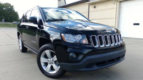 2015 Jeep Compass for sale at Prudential Auto Leasing in Hudson OH