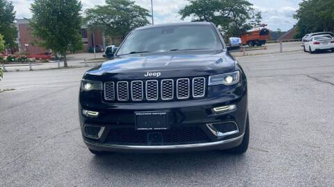 2018 Jeep Grand Cherokee for sale at Welcome Motors LLC in Haverhill MA