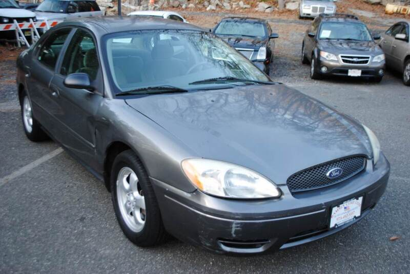 2005 Ford Taurus for sale at Ramsey Corp. in West Milford NJ