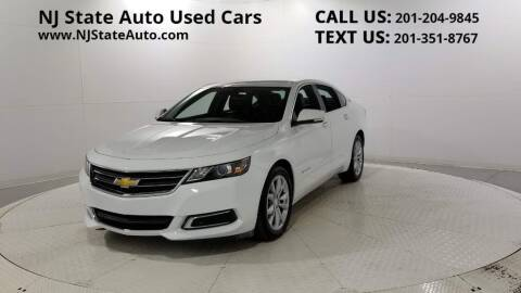 2016 Chevrolet Impala for sale at NJ State Auto Auction in Jersey City NJ