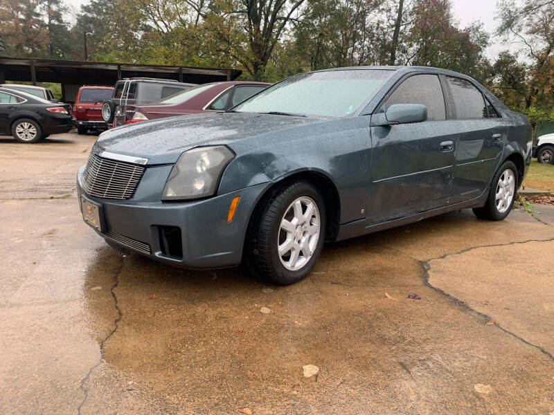 2006 Cadillac CTS for sale at C & P Autos, Inc. in Ruston LA
