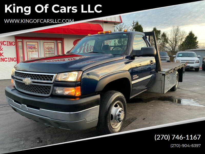2005 Chevrolet Silverado 3500 for sale at King of Cars LLC in Bowling Green KY
