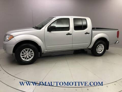 2019 Nissan Frontier for sale at J & M Automotive in Naugatuck CT