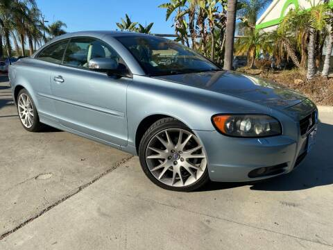 2008 Volvo C70 for sale at Luxury Auto Lounge in Costa Mesa CA