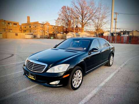 2007 Mercedes-Benz S-Class for sale at ARCH AUTO SALES in St. Louis MO