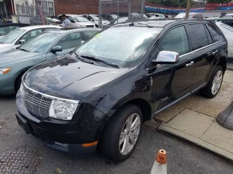 2010 Lincoln MKX for sale at Rockland Auto Sales in Philadelphia PA