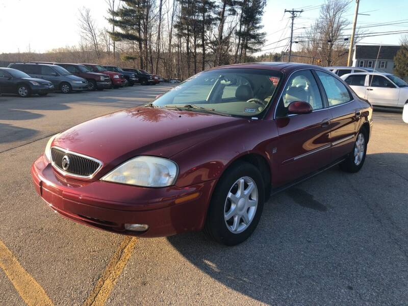 2003 Mercury Sable for sale at J's Auto Exchange in Derry NH