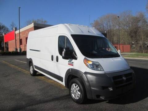 2016 RAM ProMaster Cargo for sale at Tri Town Truck Sales LLC in Watertown CT