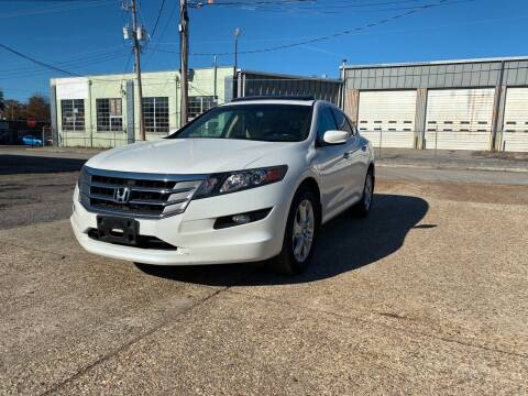 2012 Honda Crosstour for sale at Memphis Auto Sales in Memphis TN