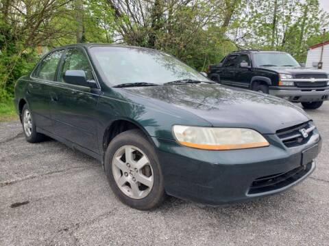 2000 Honda Accord for sale at speedy auto sales in Indianapolis IN