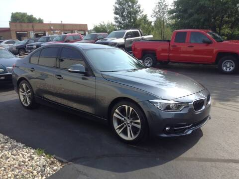 2016 BMW 3 Series for sale at Bruns & Sons Auto in Plover WI