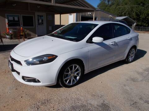 2013 Dodge Dart for sale at DISCOUNT AUTOS in Cibolo TX