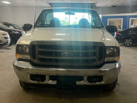 2002 Ford F-250 Super Duty for sale at Ricky Auto Sales in Houston TX