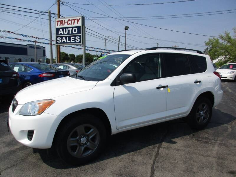 2012 Toyota RAV4 for sale at TRI CITY AUTO SALES LLC in Menasha WI
