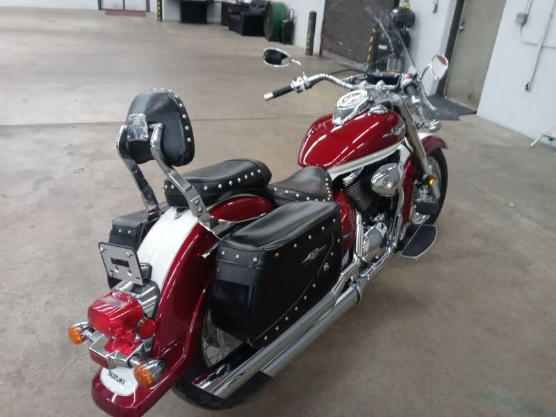 2008 Suzuki Boulevard  for sale at Columbus Powersports - Motorcycles in Columbus OH