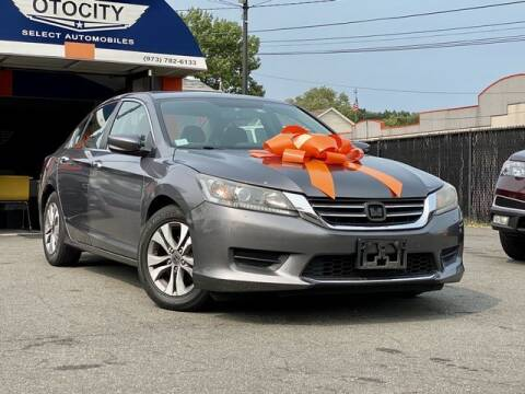 2013 Honda Accord for sale at OTOCITY in Totowa NJ