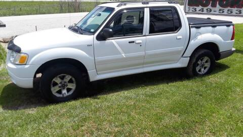 2005 Ford Explorer Sport Trac for sale at BBC Motors INC in Fenton MO