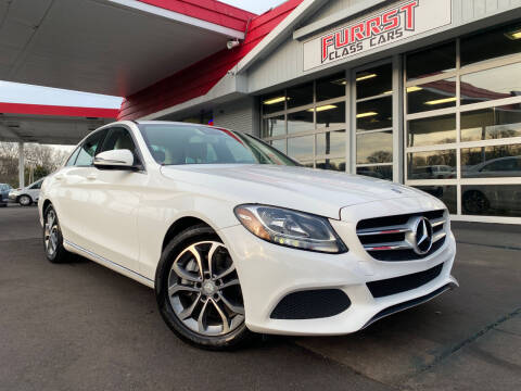 2016 Mercedes-Benz C-Class for sale at Furrst Class Cars LLC in Charlotte NC