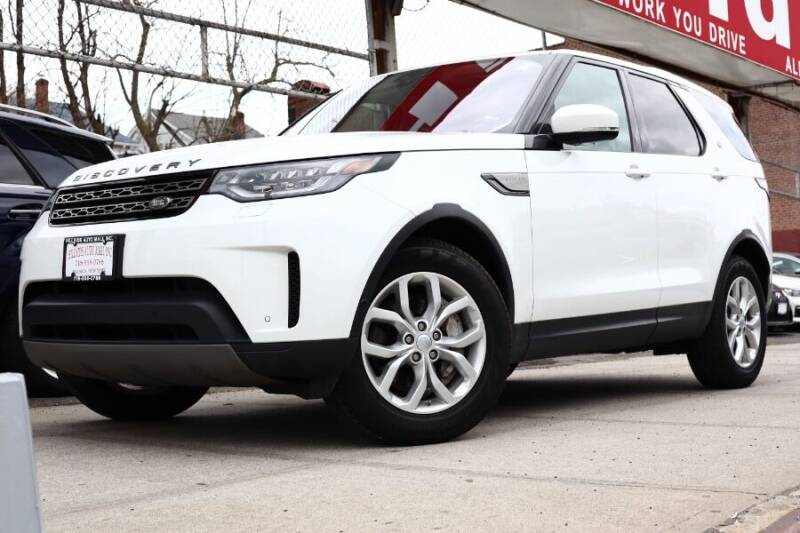 2019 Land Rover Discovery for sale at HILLSIDE AUTO MALL INC in Jamaica NY