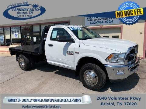 2018 RAM Ram Chassis 3500 for sale at PARKWAY AUTO SALES OF BRISTOL in Bristol TN
