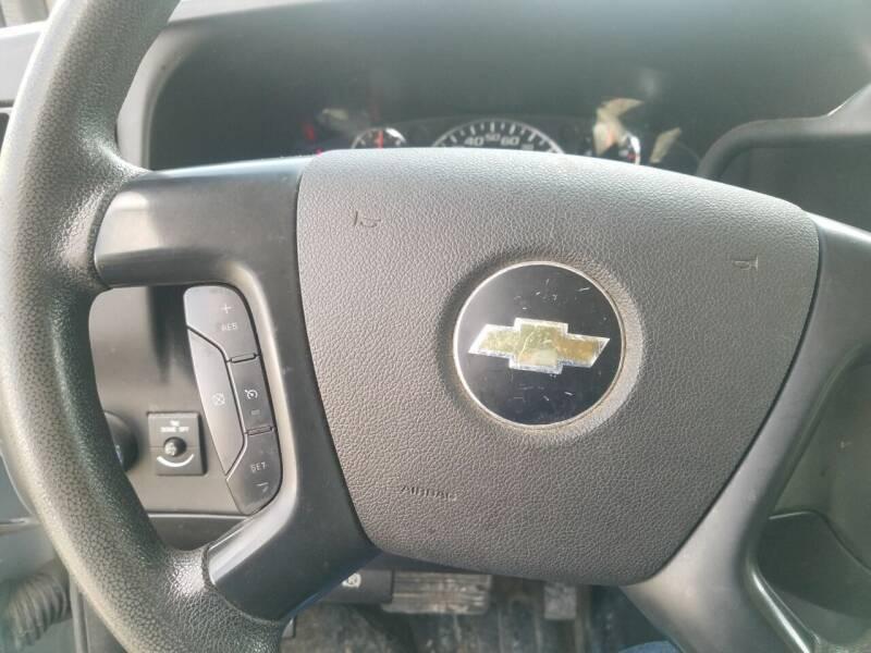 2013 Chevrolet Express Cutaway 4500 2dr Commercial\/Cutaway ...