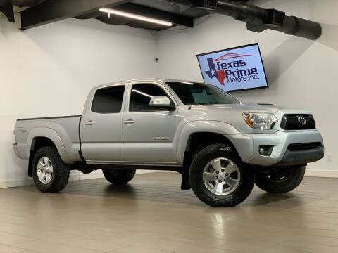 2012 Toyota Tacoma for sale at Texas Prime Motors in Houston TX