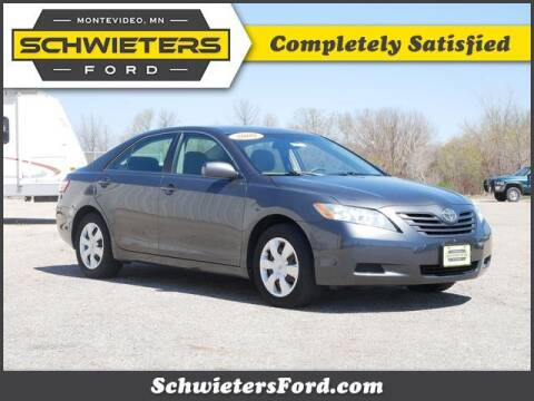 2009 Toyota Camry for sale at Schwieters Ford of Montevideo in Montevideo MN
